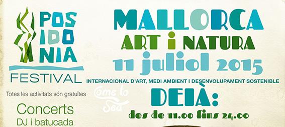 Flyer mini Posidonia Festival