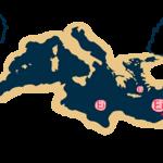 Canal de Suez y Mediterráneo