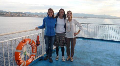 ¡Ya estamos en Ibiza!