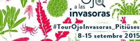 El Tour 'Ojo Invasoras' llega a las Pitiüses